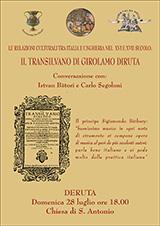 Il Transilvano di Girolamo Diruta