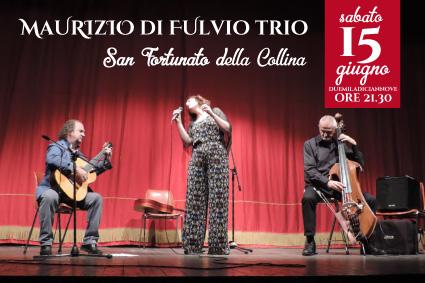Maurizio Di Fulvio Trio Jazz Sound
