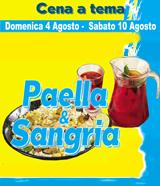 Sagra di Bacialla - Cena a tema Paella & Sangria