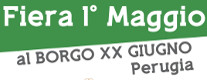 1° Maggio al Borgo XX Giugno - Mostra Mercato Dei Lavoratori