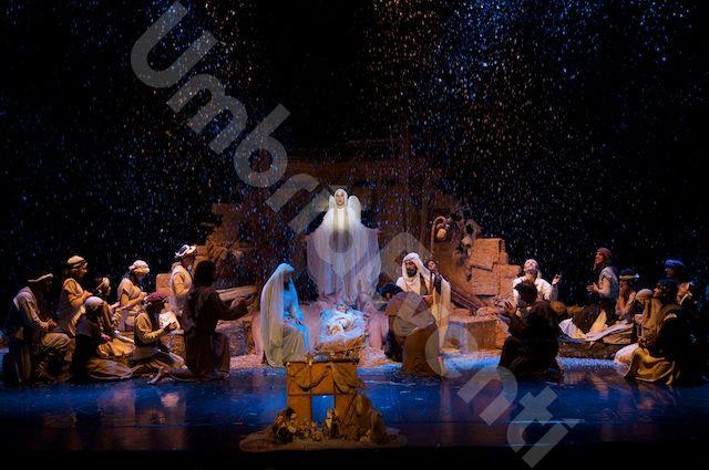 Greccio, Notte di Natale 1223