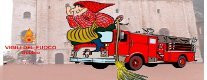 Arriva la Befana del Pompiere