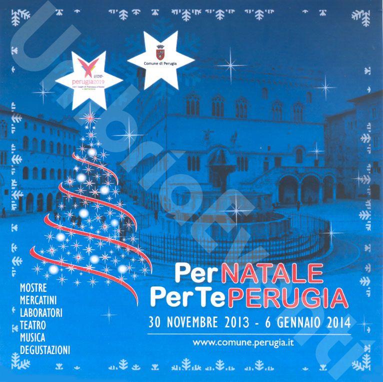 Per Natale Per Te Perugia