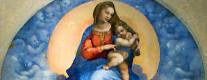 Madonna del Raffaello a Foligno