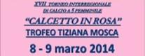 Calcetto in Rosa - Trofeo Tiziana Mosca