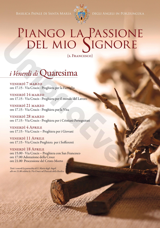 Quaresima ad Assisi