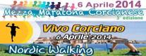 Mezza Maratona Corcianese 2014 - Vivo Corciano - Nordic Walking