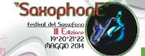 SaxophonE - III Festival del Sassofono