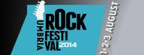 Umbria Rock Festival 2014