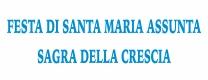 Festa di S. Maria Assunta e Sagra della Crescia 2019