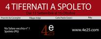 4 Tifernati a Spoleto