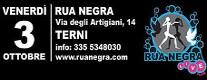 Rua Negra Live Club- Linea 77