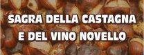 Festa della Castagna e del Vino Novello 2017
