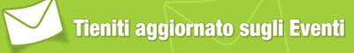 Tieniti aggiornato sugli Eventi Umbria