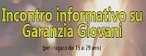 Incontro informativo su Garanzia Giovani