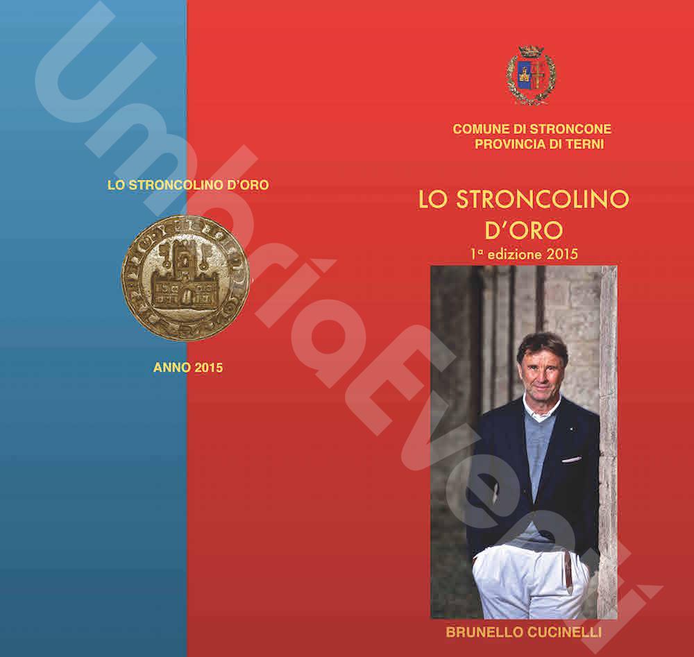 Primo Premio Stroncolino D'oro