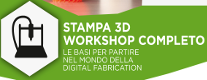 Workshop Completo di Stampa 3D