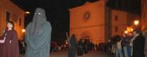 Processione del Cristo Morto a Cascia 2018