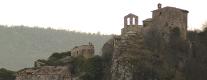 Il Castello di Scoppio e il Fosso di Matassa