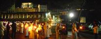 Processione del Cristo Morto a Gubbio 2018