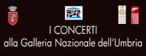 I Concerti alla Galleria Nazionale dell'Umbria