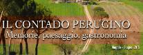 Il Contado Perugino. Memorie, Paesaggio, Gastronomia