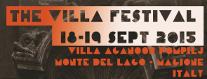 The Villa Festival 2015