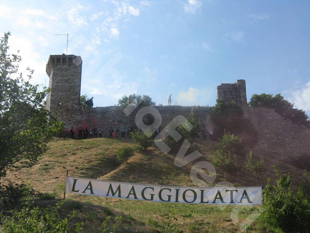 La Maggiolata