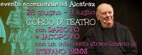 Corso di Teatro con Dario Fo e Jacopo Fo