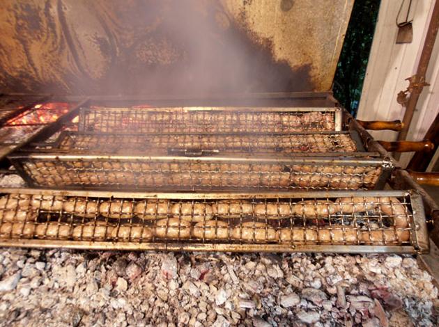 Sagra del Piccione in Carrozza