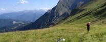 Il Monte Aspra per La Valle Malpana