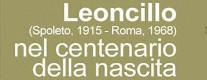 Leoncillo nel Centenario della Nascita