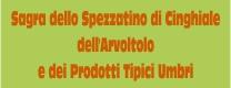 Sagra Spezzatino di Cinghiale, Arvoltolo e Prodotti Tipici Umbri 2018