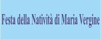 Festa della Natività di Maria Vergine