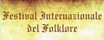 Festival Internazionale del Folklore 2019