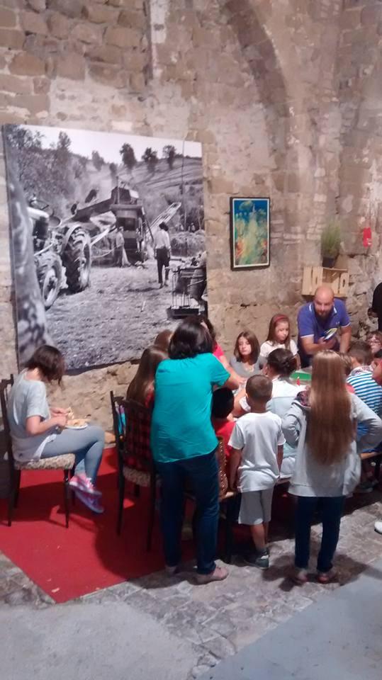 Festa Grossa a Collestrada - Laboratori bambini