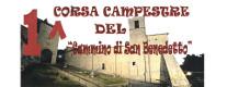 1^ Corsa Campestre del Cammino di San Benedetto