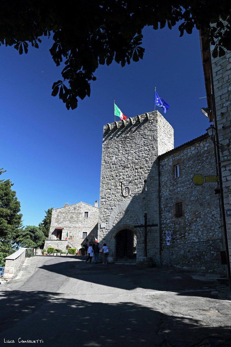 Torre di Melezzole