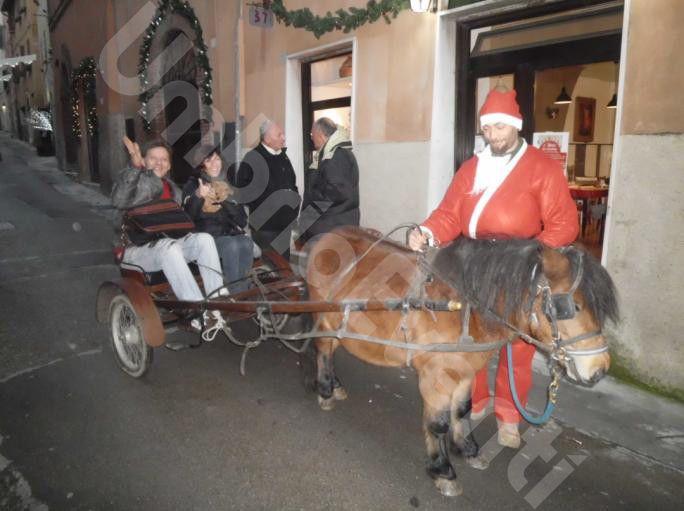 La Via dei Presepi a Perugia