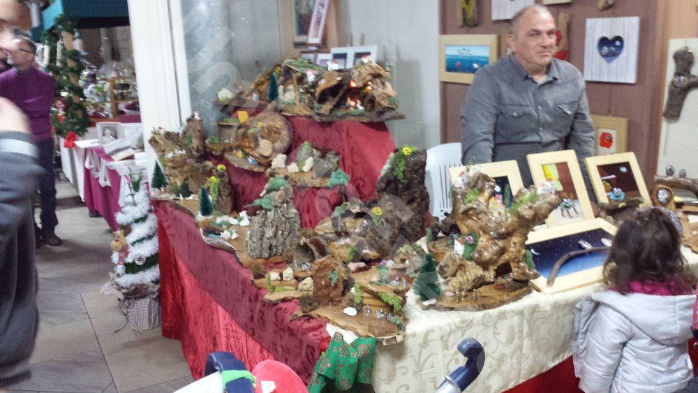 Mercatini Natalizi Fra Artigianato e Sfizi - Rivotorto di Assisi