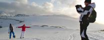Weekend con Ciaspolata sulla Neve
