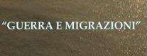 Convegno Guerra e Migrazioni