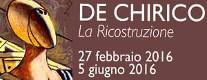 De Chirico - La Ricostruzione