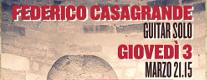 Federico Casagrande - Guitar Solo