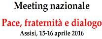 Meeting Nazionale delle Scuole per la Pace Fraternità