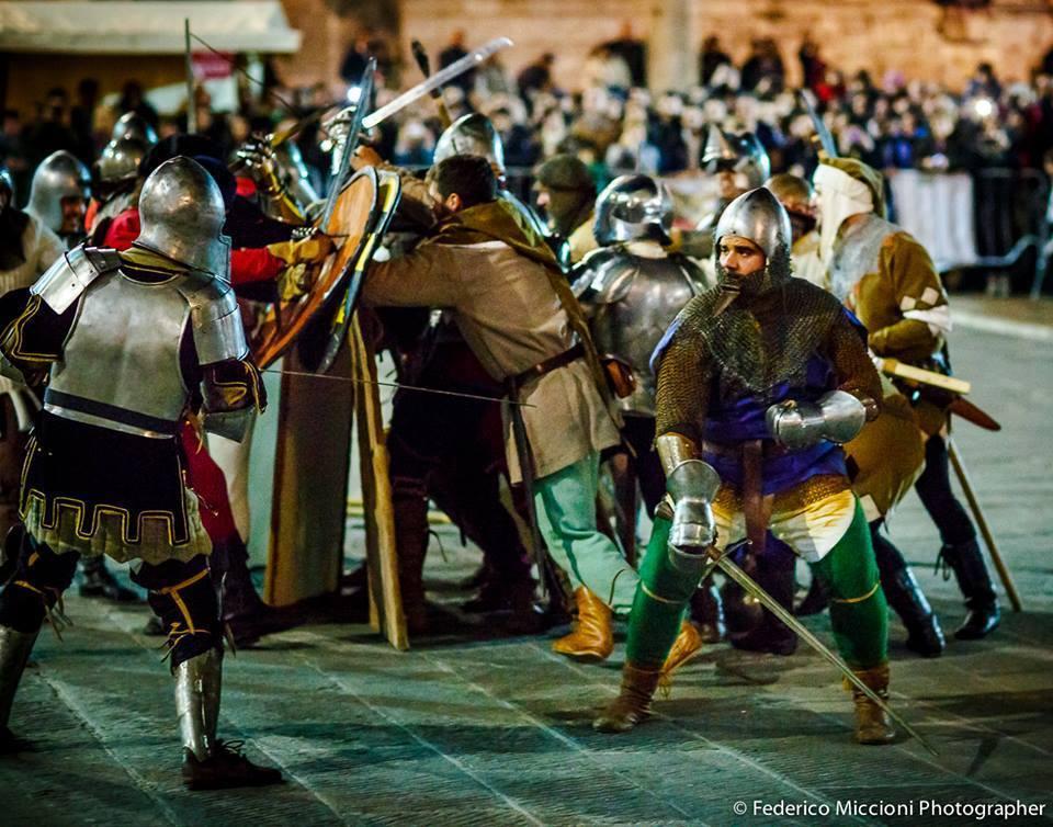 Il Mercato delle Gaite di Bevagna - Cavalieri