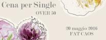 Cena per Single Over 50