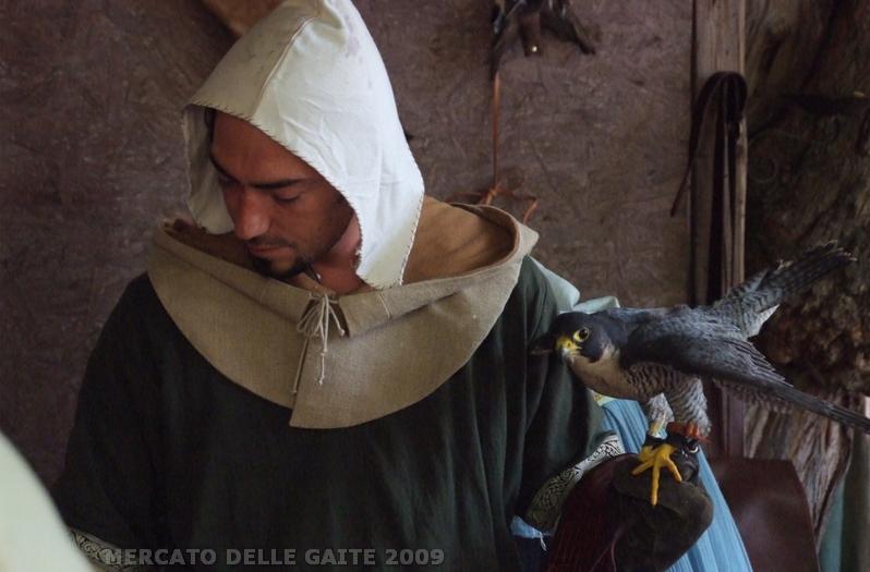 Il Mercato delle Gaite di Bevagna - Il Falconiere
