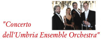 Concerto dell'Umbria Ensemble Orchestra