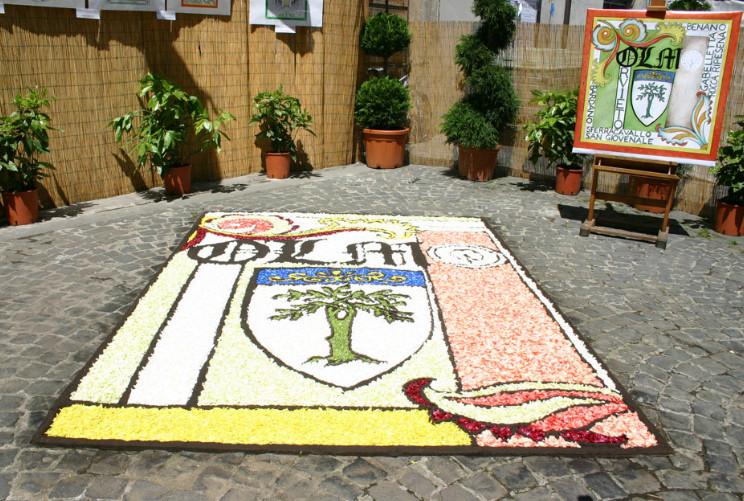 Orvieto in Fiore - Infiorate